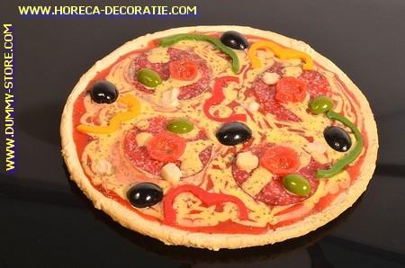 Pizza, heel - dummy