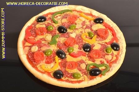 Pizza, groot - namaak
