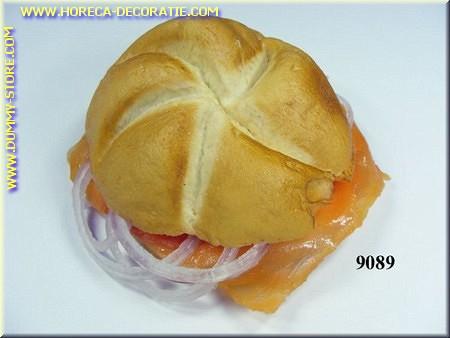 Broodje Zalm - namaak