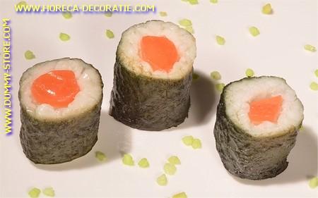 Maki Sushi met Zalm (dummy)