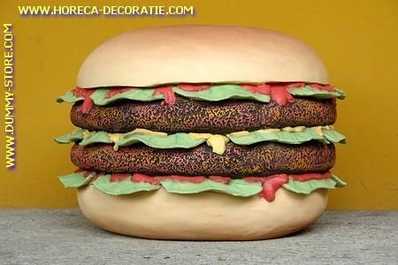 Hamburger, dubbel