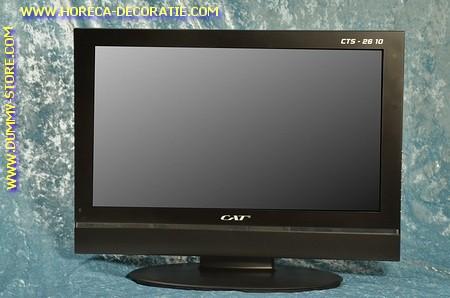 LCD tv dummy ZWART, 27