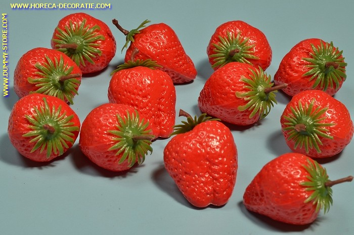 Strawberry, 12 pcs