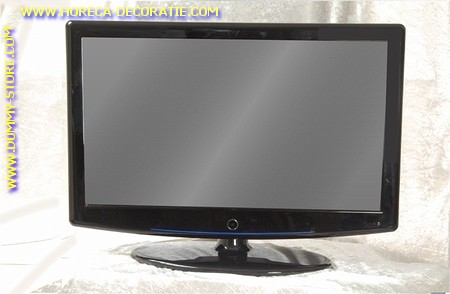 LCD tv dummy ZWART, 52