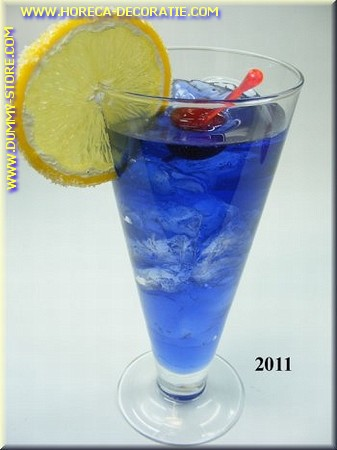 Blue Lagune Longdrink - Attrappe