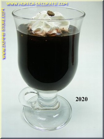 Glas Irish Coffee - namaak