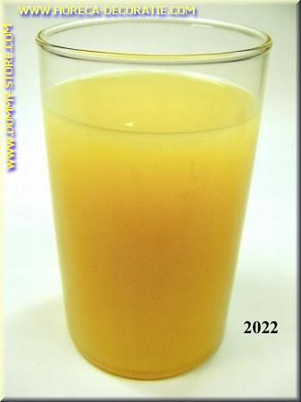 Glas Sinaasappelsap - namaak