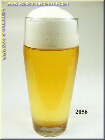 Glas Bier, halve liter - dummy