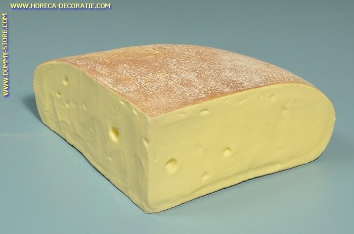Kaas, kwart stuk - 370 x 100 mm - Kaasdummy