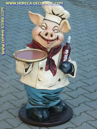 Butler-Schweinsche, höhe: 0,94 Meter