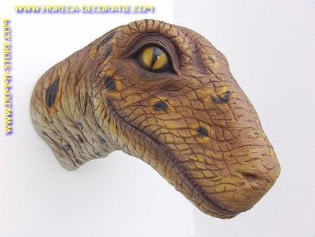 Baby T-Rex (kop) 0,62 meter
