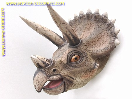 Triceratops (kop) 0,90 meter