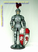 Knight, h: 1,95 meter