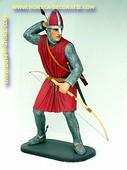 Ritter mit Bogen, Höhe 1,85 meter
