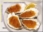 Panierte Austern (4 Stück) - Attrappe