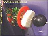 Spiess Mozzarella/Tomate - Attrappe