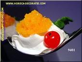 Löffelfülling Kaviar - Attrappe
