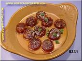 Tapas Chorizo - Attrappe