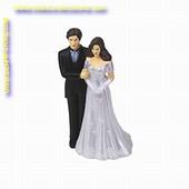 Bruidspaar Klassiek 2