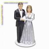 Bruidspaar Zilveren Bruiloft