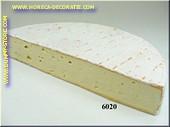 ROUGETTE Weichkäse angeschn, 25x12,5 cm - Attrappe