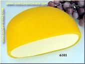 Boterkaas, GEEL, aangesneden - namaak