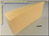 Raclette, stuk kaas (zonder korst ) - dummy