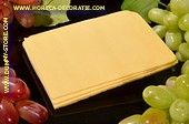 Cheese 9 slices dummy  15x10x1,3 cm