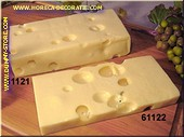 Emmentaler Cheese dummy16,5x8x3,5 cm