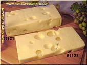 Emmentaler Käse-Stück - Attrappe 16,5x8x3,5 cm