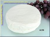 Botermelk kaas rond - namaak