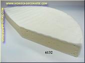 Tortenbrie-Laib angeschnitten
