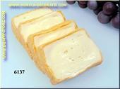 Limburger Käsescheiben - Attrappe