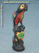 Papagaai, hoogte: 1,00 meter