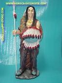 Indianer, Höhe: 0,72 Meter