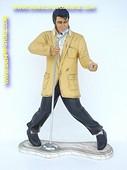 Elvis, hoogte: 1,01 meter