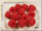 Raspberry, large, 12 pcs