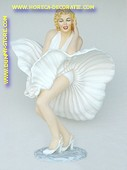 Marilyn Monroe, hoogte: 1,79 meter