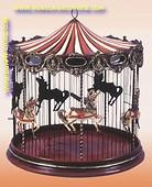 Carousel birdcage, h: 0,45 meter