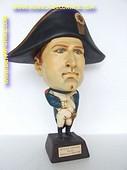 Napoleon borstbeeld, hoogte: 0,55 meter