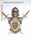 Late 17thg Century Armor sword, 1,13x0,98 meter