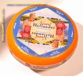 Noordhollander Goudse hele kaas (gebruikt) BLAUW dummy