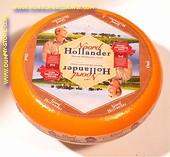 Noordhollander Goudse hele kaas (gebruikt) BRUIN