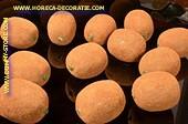 Kiwi, 12 stuks - 65x70 mm - Fruitdummy