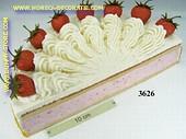 Strawberry Cake, Half