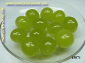 Grapes, GREEN, 12 pcs