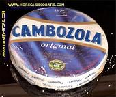 Cambonzola, Attrappe Kase