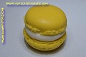 Macaron D, 3,5x3 cm - namaak