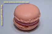 Macaron F, 3,5x3 cm - namaak