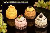 Cake Attrappe 4 stück